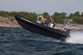 XS 680 Sport Rib Launched at LBS 2014