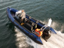 XS 650 MCA Coded Work Boat ~ Sea Safari ~ Passenger Commercial Rib