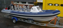 XS 680 Sport Commercial Leisure Rib Craft Package New Mercury Yamaha