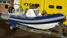 XS 600 Sport Commercial Leisure Rib Craft Package New Mercury Yamaha