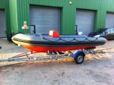 XS Ribs Retube Refit Package Used Secondhand Boat Craft