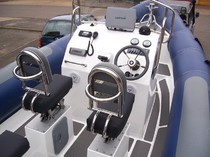 XS 850 Commercial Leisure Rib Craft Package New Mercury Yamaha