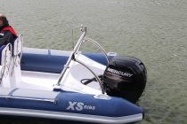 XS 990 Commercial Leisure Rib Craft Package New Mercury Yamaha XS 990