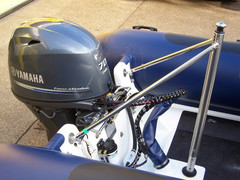XS 545 Commercial Leisure Rib Craft Package New Mercury Yamaha