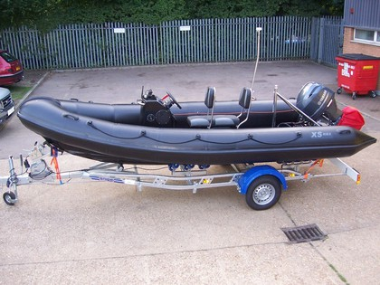 XS 515 Commercial Leisure Rib Craft Package New Mercury Yamaha