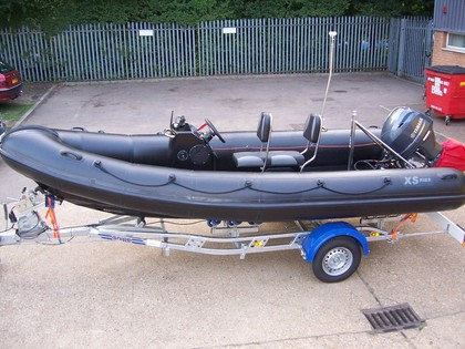 XS 570 Commercial Leisure Rib Craft Package New Mercury Yamaha