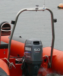 XS 460 Commercial Leisure Rib Craft Package New Mercury Yamaha