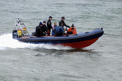 XS 600 Rib Dive Boat