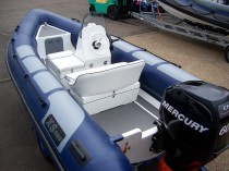 Leisure Rib Craft from XS Ribs Sports Boats