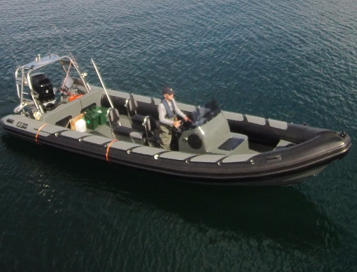 XS Ribs Commercial Leisure Range of Craft 3 6 - 10 m
