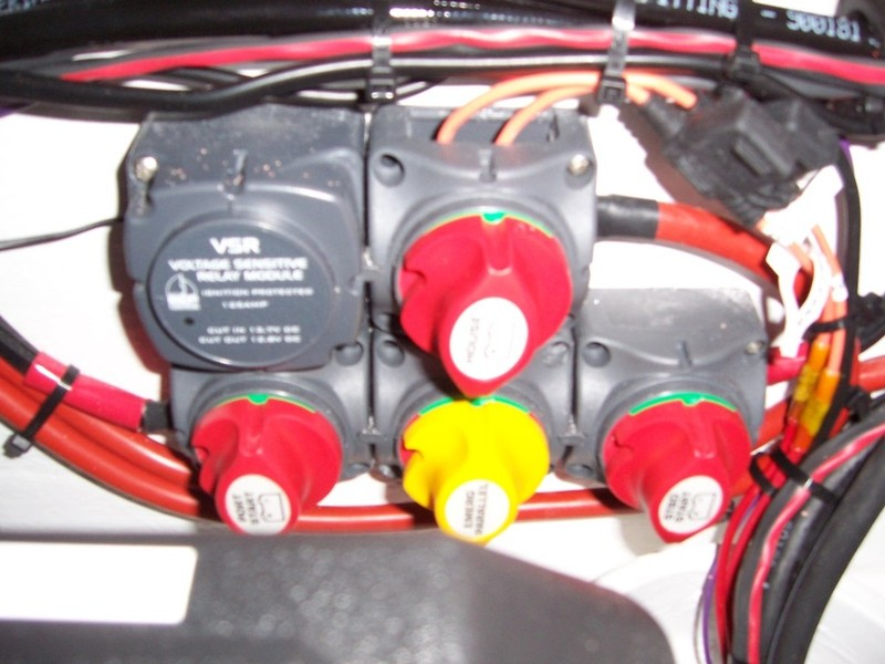 XS Ribs Marine Electronics and Electrical Installations