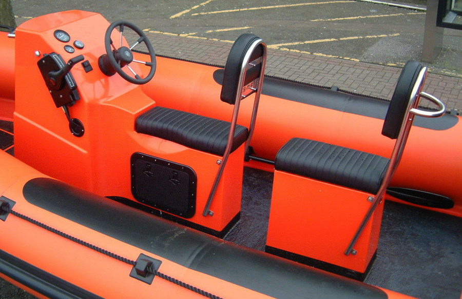 XS Ribs Jockey Steering Consoles for all models
